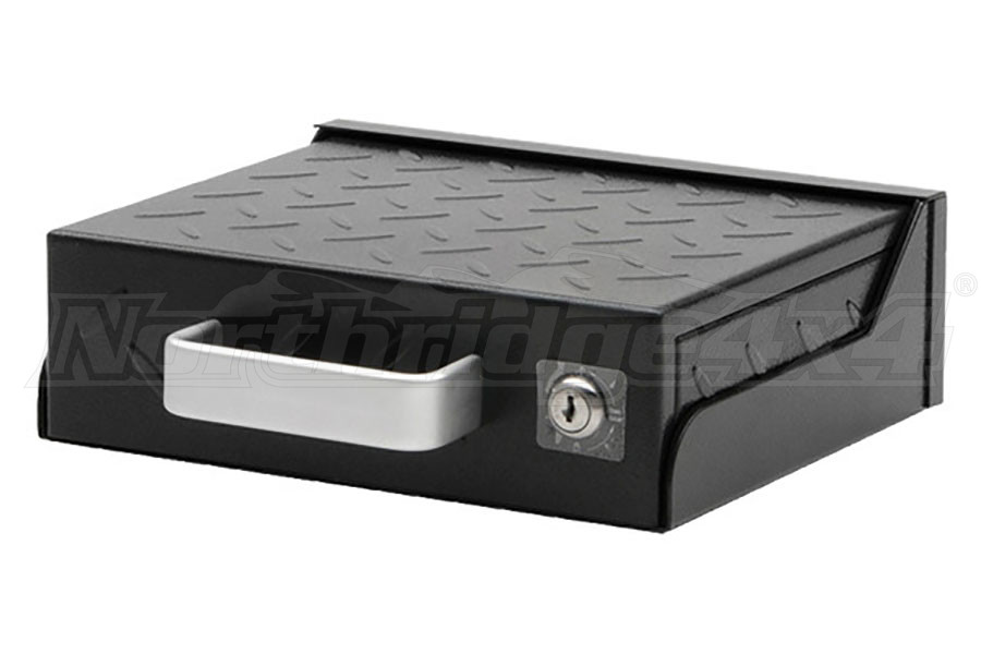Smittybilt Portable Secure Lock Box W/Mounting Sleeve (Part Number:2746)