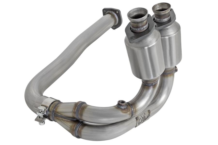 AFE Direct Fit Catalytic Converter Front - TJ 2000-03