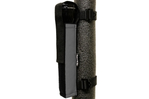 Bartact Extreme Roll Bar Multi-D-Cell Flashlight Holder - Graphite