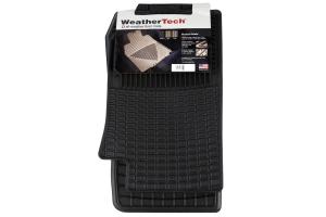 WeatherTech Black Floor Mats - JK