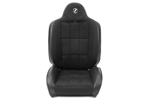 Corbeau Baja RS Suspension Seat Black Vinyl/Cloth ( Part Number: 66402B)