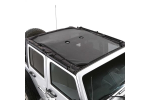 Smittybilt Cloak Extended Mesh Top (Part Number: 95500)