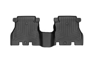 Weathertech Rear Floor Liner Black (Part Number: )