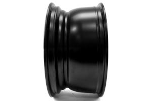 MHT Trophy Series Black Matte 17x8.5 5x5 - JK/JL