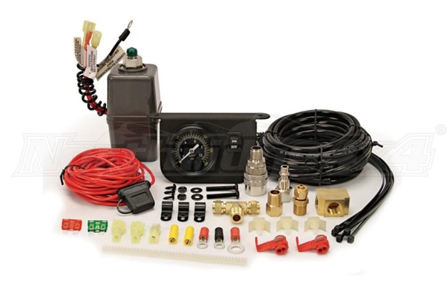 Viair Onboard Air Hookup Kits 110/150psi Gauge