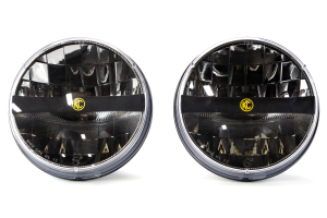 KC HiLiTES DOT Street Legal LED Headlights ( Part Number: 42331)