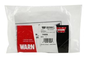 Warn Winch Clutch Service Kit (Part Number: )