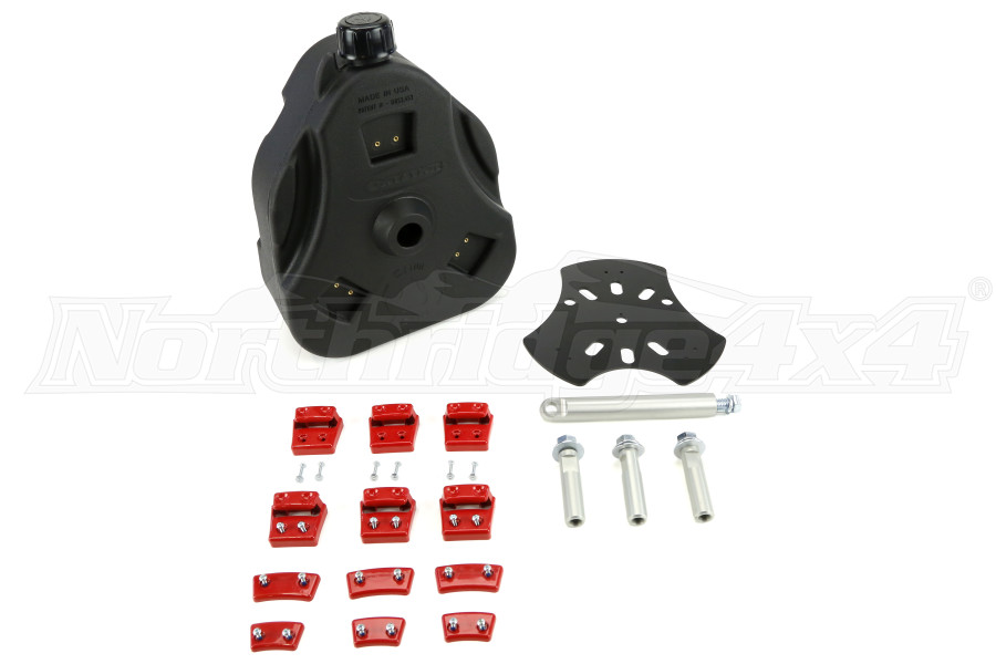 Daystar Cam Can Kit Black (Part Number:KJ71035BK)