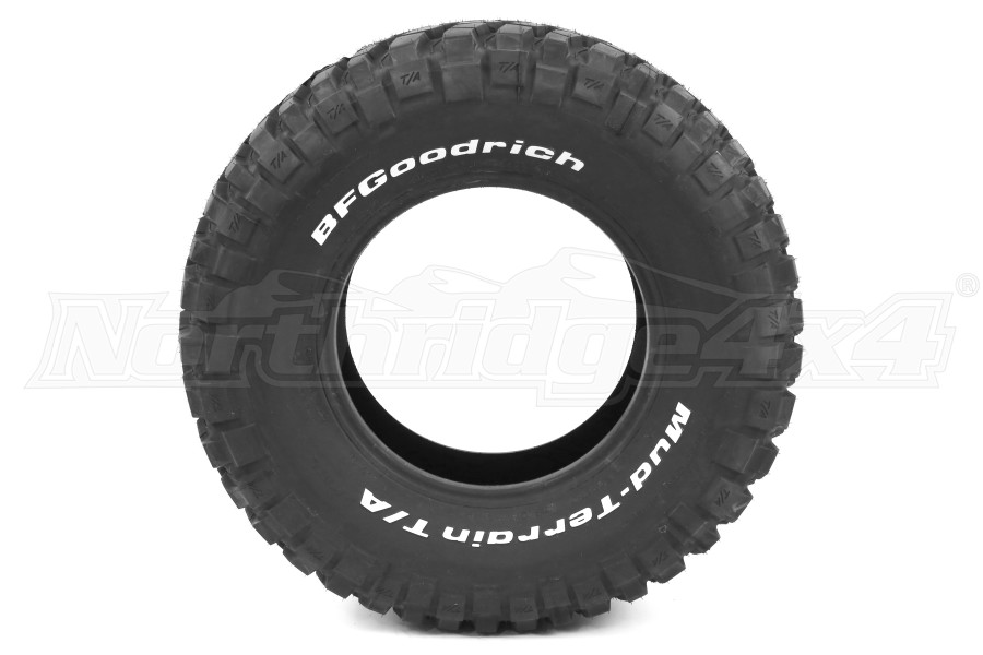 BFGoodrich Mud-Terrain T/A 37X12.50R17 KM2 Tire (Part Number:25419)