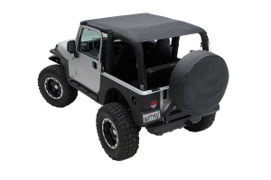 Smittybilt Extended Top Black Demin (Part Number: )