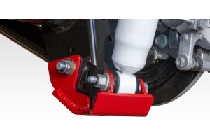Rancho Performance Rear Shock and Control Arm Skid Plates (Part Number: )