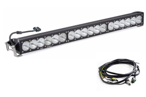 Baja Designs Light Bar and Harness Package