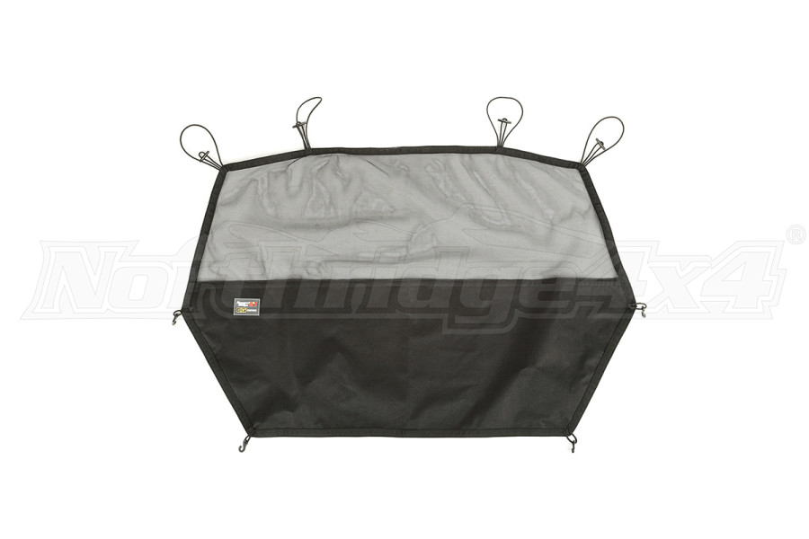 Rugged Ridge C2 Cargo Curtain, Rear (Part Number:13260.06)