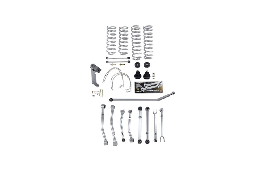 Rubicon Express Super Flex Lift Kit 3.5in No Shocks (Part Number:RE7127)