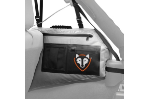Rightline Gear Side Storage Bags Gray (Part Number: )