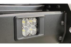 AEV Rear Bumper Back-Up Light Mount Kit - JL