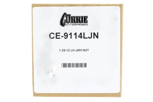 RockJock Jam Nut 1.25in-12 LH Thread