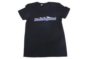 Northridge 4x4 Ladies Black T-Shirt