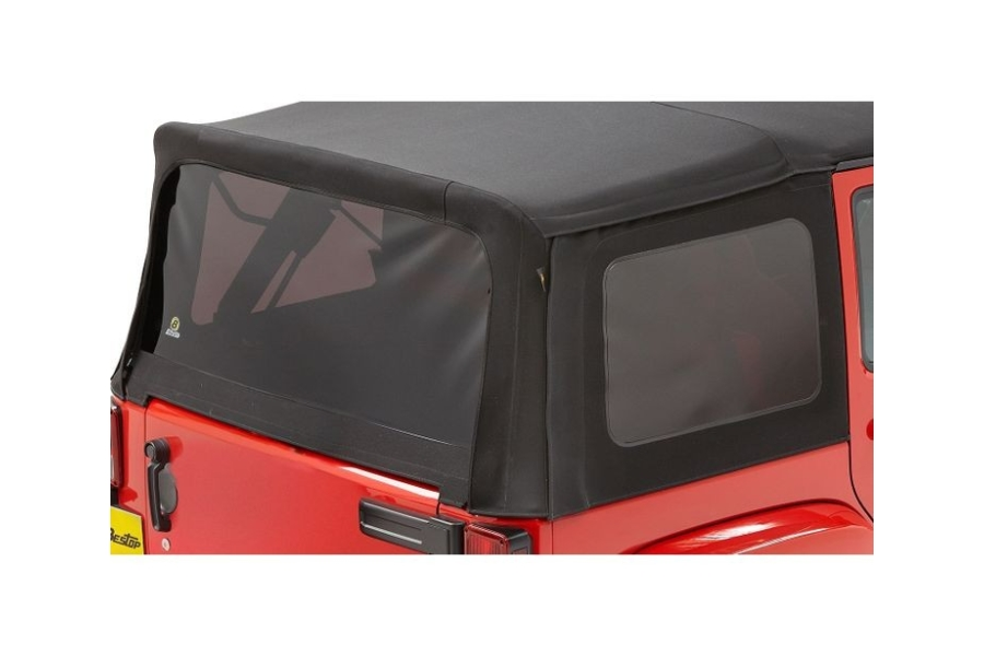 Bestop Replace-a-Top Tinted Window Kit Black Twill  (Part Number:58447-17)