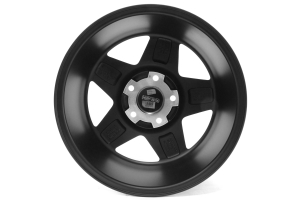 Pro Comp PXA Series 35 Predator Satin Black 17x8 5x5 (Part Number: )