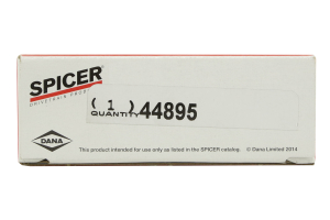 Dana Spicer 30 Front Axle Pinion Seal (Part Number: )