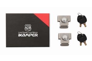 iKamper Mounting Bracket Locks 2.0