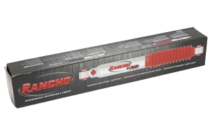 Rancho Performance RS9000XL Series Shock Rear 2.5in Lift (Part Number: )