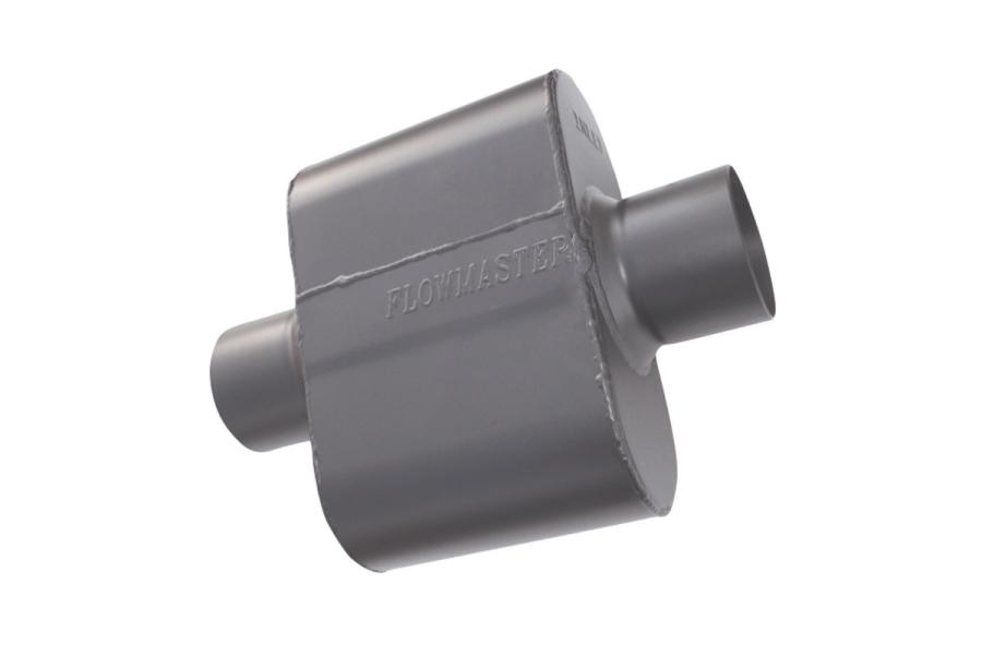 Flowmaster Super 10 Series Muffler Stainless Steel