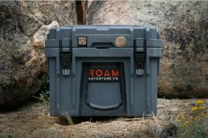 Roam Rugged Case - Black, 105L