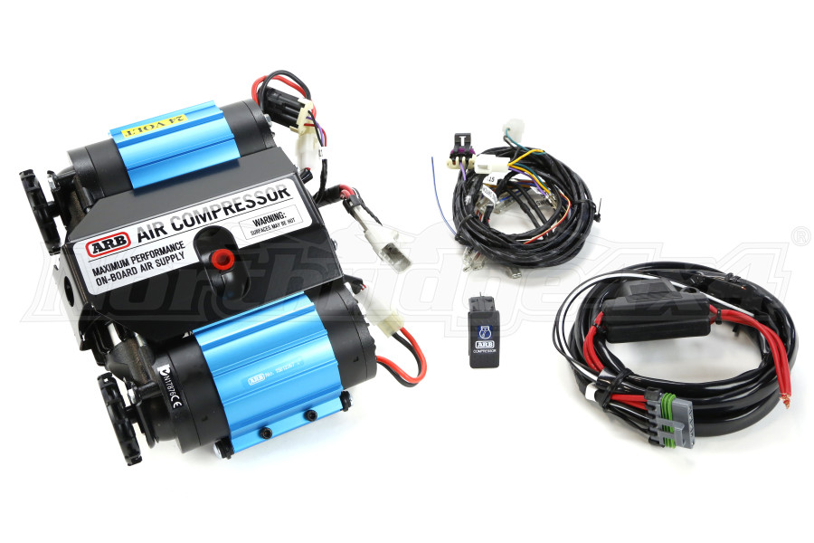 ARB On-Board High Performance 24 Volt Twin Air Compressor (Part Number:CKMTA24)