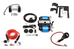 ARB Twin Air Compressor, NR4X4 Compressor Mount, Tire Pump Kit and ARB Manifold Package (Part Number: )