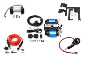 ARB Twin Air Compressor, NR4X4 Compressor Mount, Tire Pump Kit and ARB Manifold ( Part Number:ARB-PROMO-3.1)