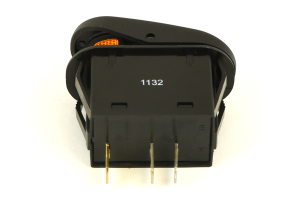 Rugged Ridge Rocker Switch Amber LED