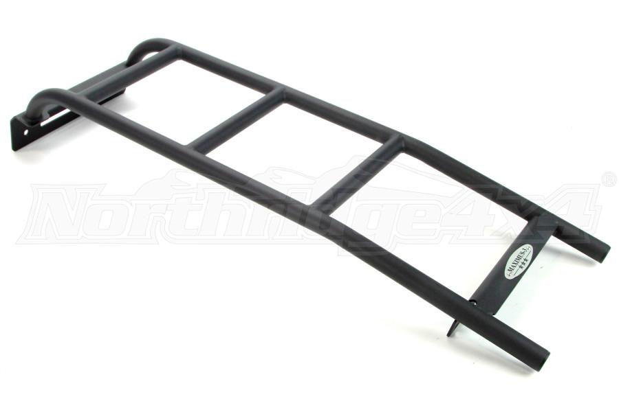Maximus-3 Roof Side Ladder Black (Part Number:JL3005RL)