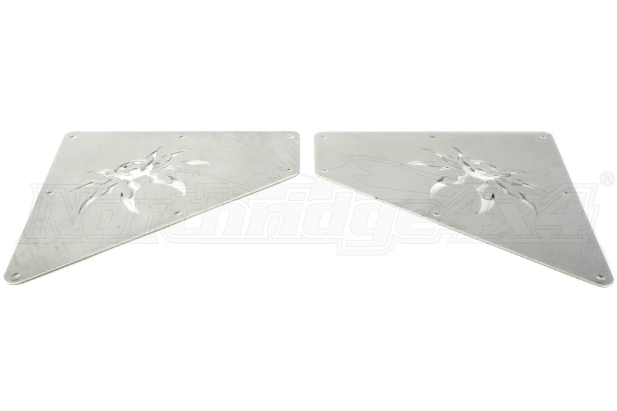 Poison Spyder DeFender Side Inserts (Part Number:14-02-051)