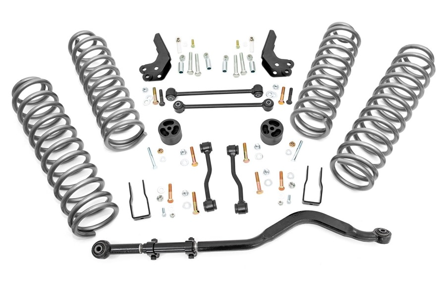 Rough Country3.5in Suspension Lift Kit - No Shocks  - JT