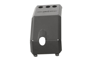 Rubicon Express Oil Pan Skid Plate Black (Part Number: )