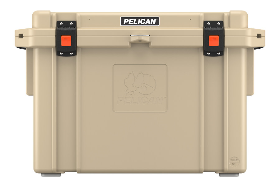 Pelican 95QT Elite Cooler - Tan