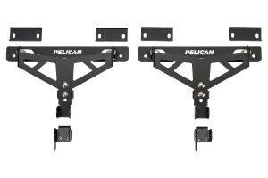 Pelican Cargo Case Cross-Bed Mount - Black