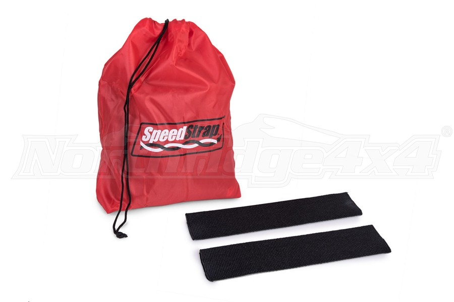 SpeedStrap 2in Big Daddy Accessory Kit, Red