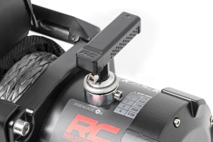 Rough Country 9500lbs Pro Series Winch w/ Steel Cable