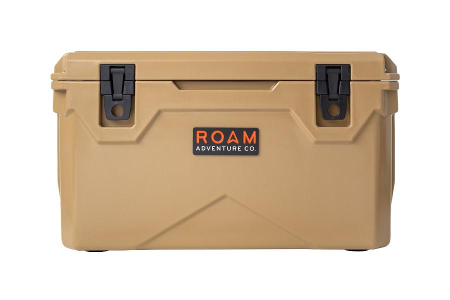 Roam Rugged Cooler - Desert Tan 65QT