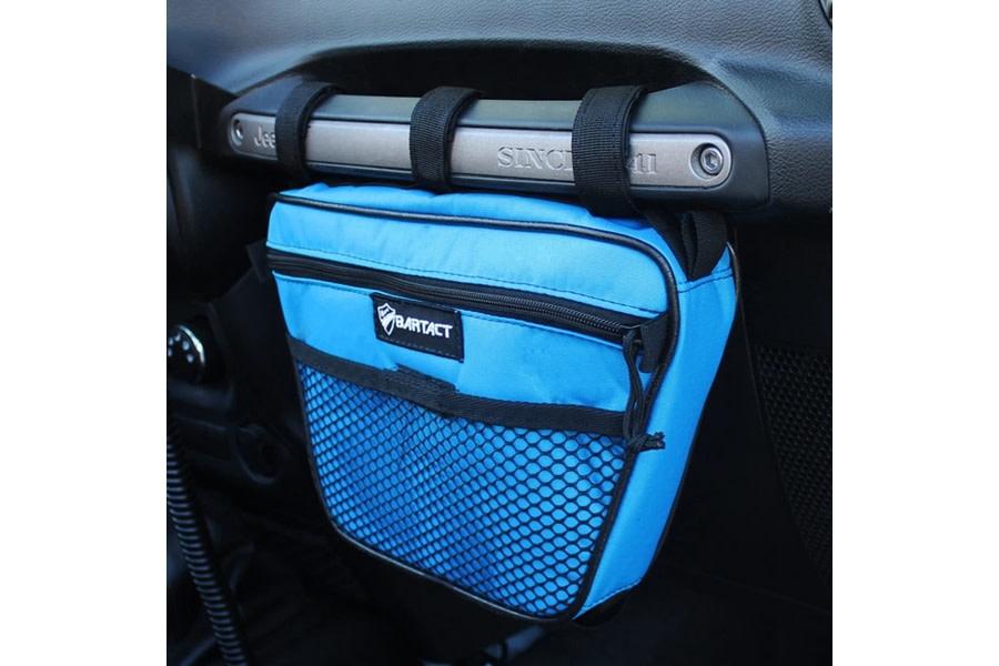 Bartact Dash Grab Handle Bag, Passenger Side - Blue - JT/JL/JK/TJ