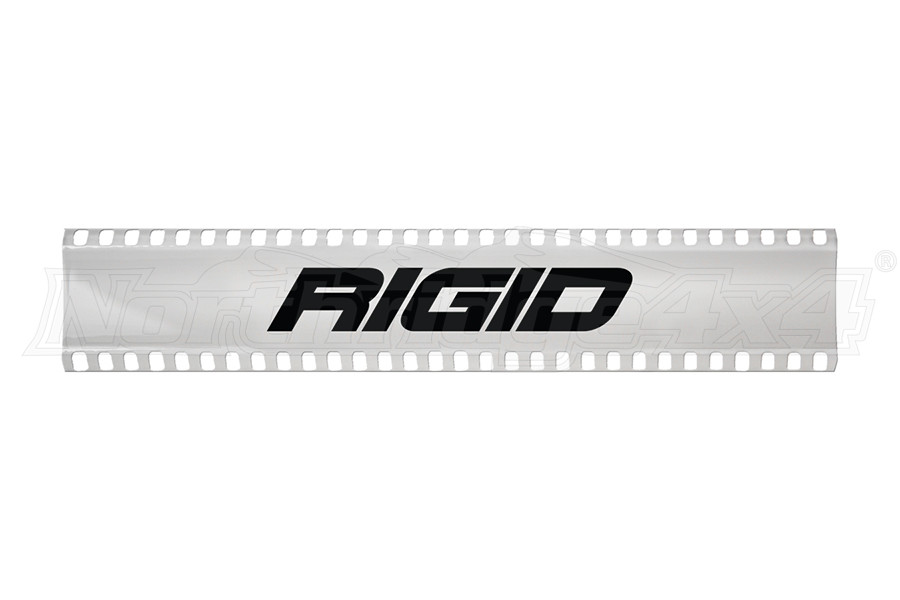 Rigid Industries SR-Series 10in Cover, Clear (Part Number:105953)