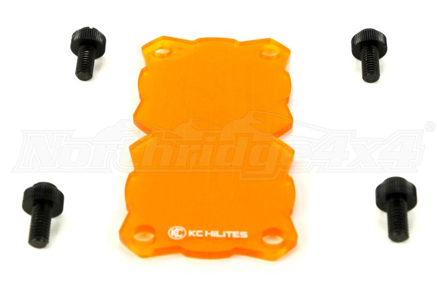 KC HiLiTES FLEX Dual LED Shield  (Part Number:72085)