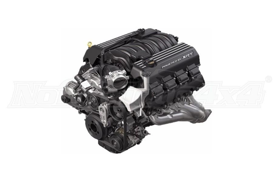 America's Most Wanted 6.4L SRT8 Hemi + 8HP75 Transmission Swap - Installed - JL AT