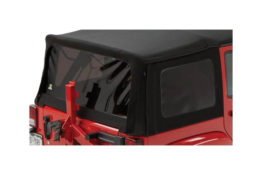 Bestop Supertop NX Tinted Window Kit Black Twill (Part Number:58443-17)
