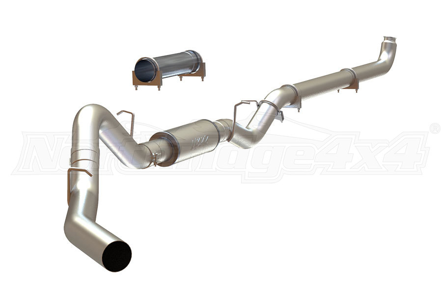 MBRP Performance Series Down Pipe Back 4in Exhaust System (Part Number:S6004P)