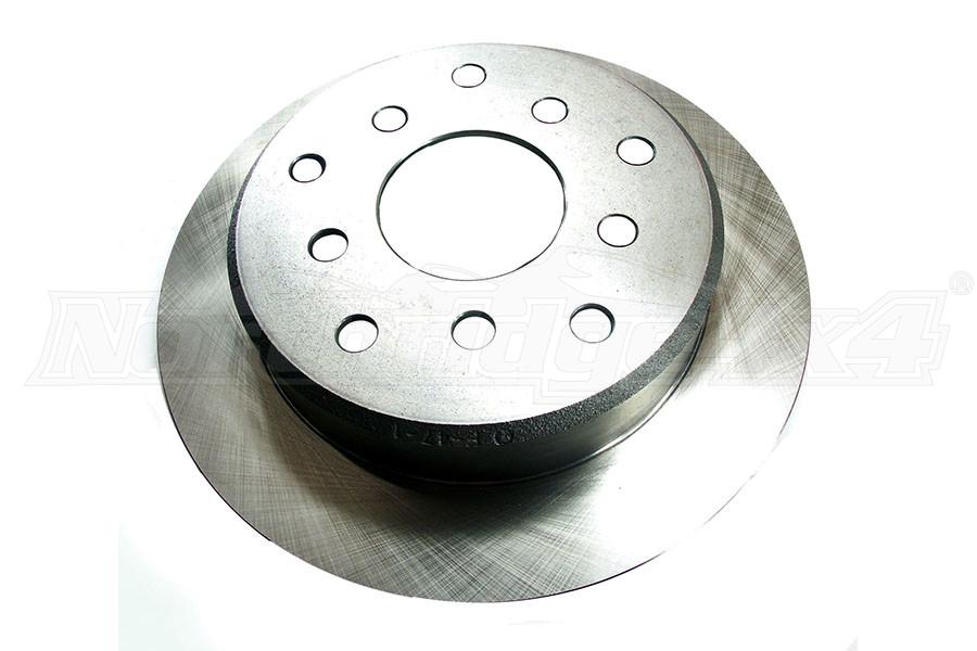 Teraflex TJ Rear Disc Brake Rotor - TJ/LJ