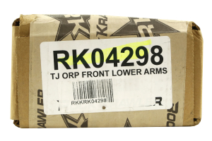 Rock Krawler Front Lower Control Arms (Part Number: )